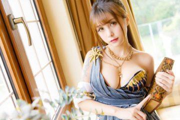 Cosplay nhân vật game tuyệt đẹp –  Xia Mei Jiang