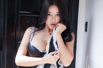 Xinh đẹp tuyệt hảo, người mẫu Ye Jia Yi