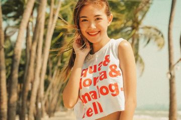 Feel Like Miami ⚚ Thailand Cute Model Pitcha Srisattabuth