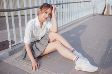 Summer Vacation of Cute Student Yobo