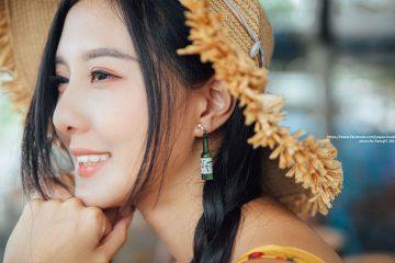 Welcome Summer with Beautiful Bikini Taiwanese Model 郁晴
