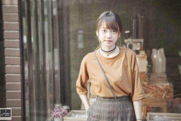 A Girl With Smile – Thailand Cute Model Fenfern Aeryingsak