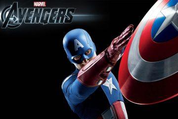 Hình nền nhân vật Đội trưởng Mỹ – Captain America