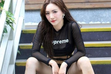 Pretty and Vivid Showgirl – Taiwanese Model 乖寶