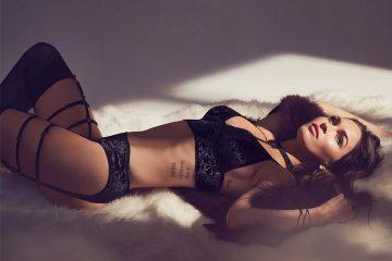 Người mẫu quyến rũ Megan Fox