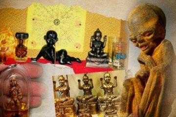 Kuman Thong – Những bí ẩn về Quỷ linh nhi Thái Lan