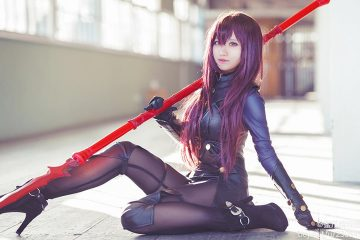 Scathach cosplay compilation  |  Fate/Grand Order