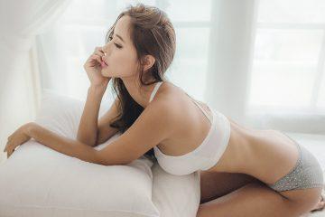 Người mẫu Hàn Quốc Kim Bo Ram – Nội y gợi cảm