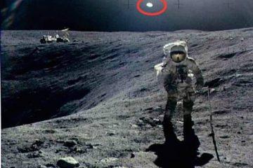 Cựu nhân viên CIA: 250 triệu người ngoài hành tinh đang cư ngụ trong Mặt trăng