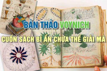 Bản thảo Voynich – Cuốn sách bí ẩn chưa thể giải mã