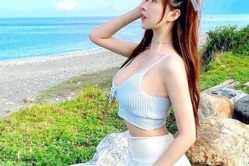 Girl xinh Đài Loan Leier