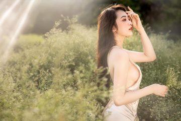 Phạm Thu Hằng | Girl xinh tóc dài