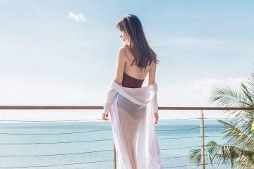 Lee A Yoon model & Sexy Swimsuit Set | Người mẫu Hàn Quốc