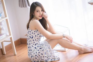 Weekend Morning Dress – Thailand Model Sasipa Tungmay Jibkrapong