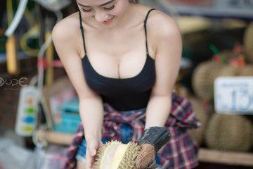 Em gái bán sầu riêng Chonchaya