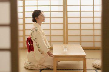 Cô gái Kimono
