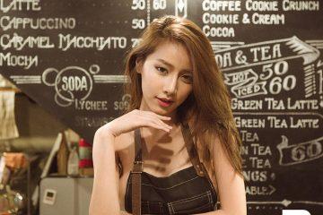 Cafe buổi sáng cùng người mẫu Thái Lan Pichana Yoosuk