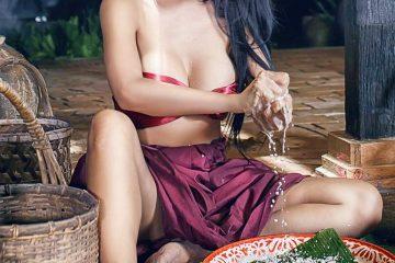 Bạn thích Xôi lá chuối hay Xôi thịt?